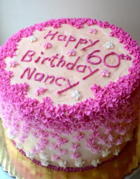 Nancy S Birthday Cake Heavy Cake