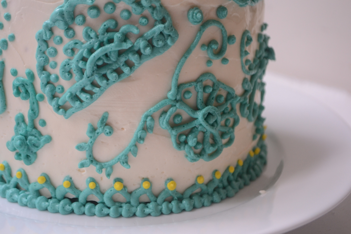 Giada De Laurentiis Birthday Cake